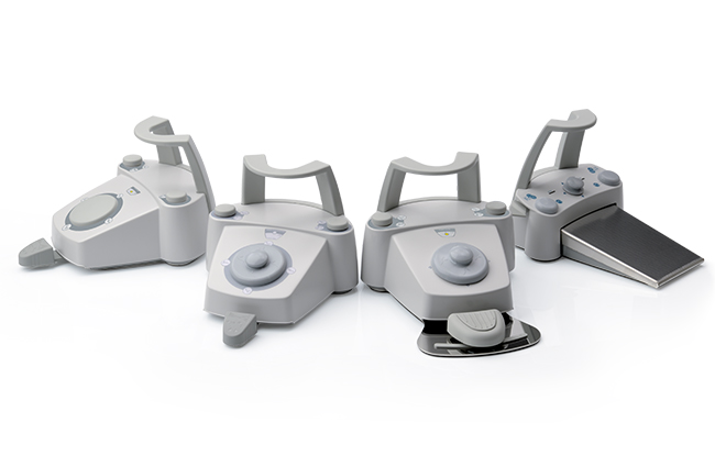 anthos-foot-controls