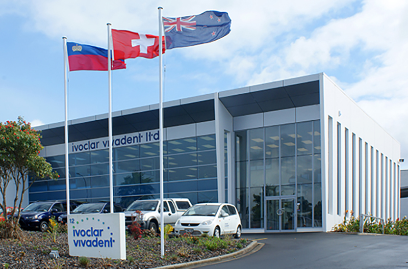 About Ivoclar Vivadent - Ivoclar Vivadent New Zealand Equipment