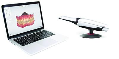 TRIOS 4 Wireless Pod with software 2019_2